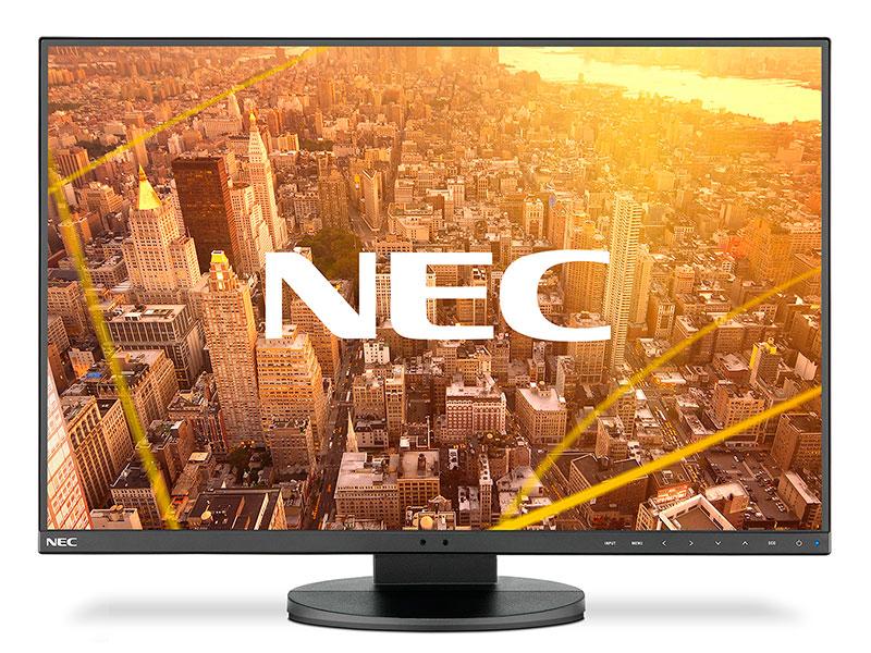 цена на Монитор NEC MultiSync EA245WMi-2-BK Black 60004486