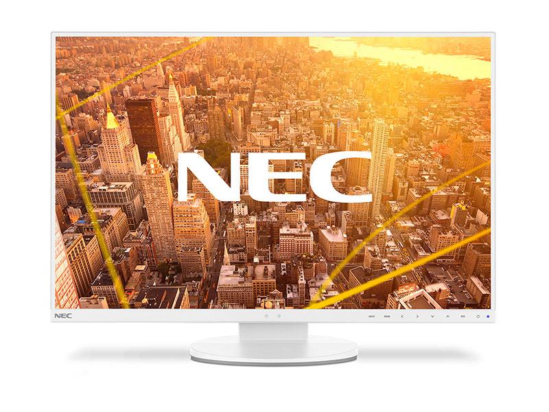 Монитор NEC MultiSync EA245WMi-2 White 60004488 монитор nec multisync e241n white