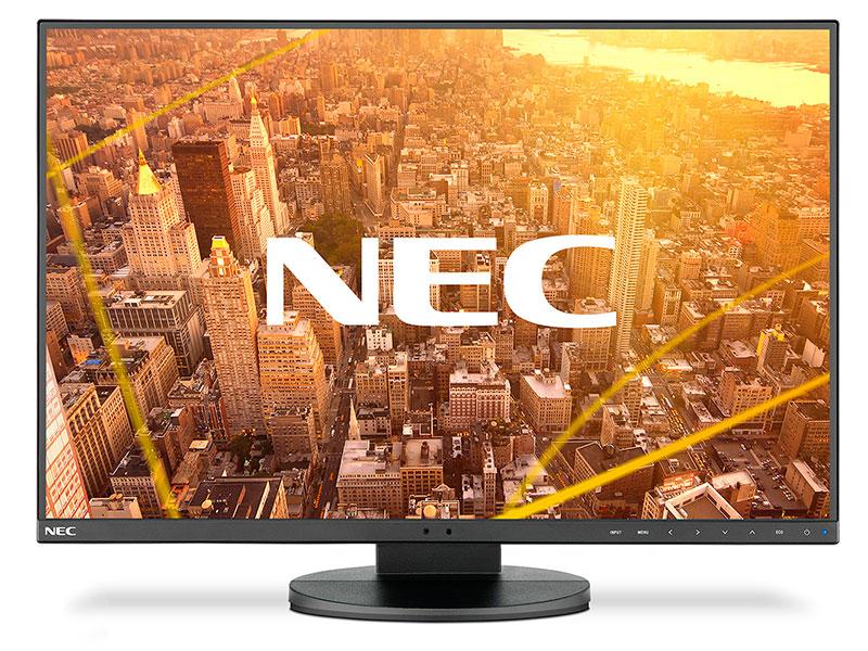 цена на Монитор NEC MultiSync EA241F-BK Black 60004786