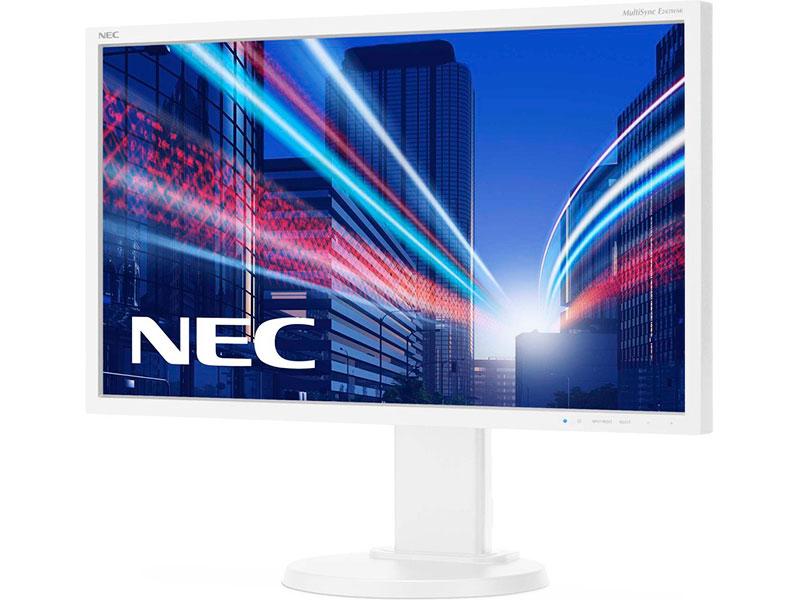 Монитор NEC MultiSync E243WMi White 60003682