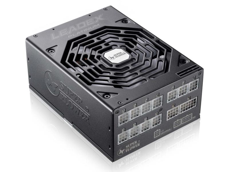 Блок питания Super Flower Power Supply Leadex Platinum 1000W ATX SF-1000F14MP