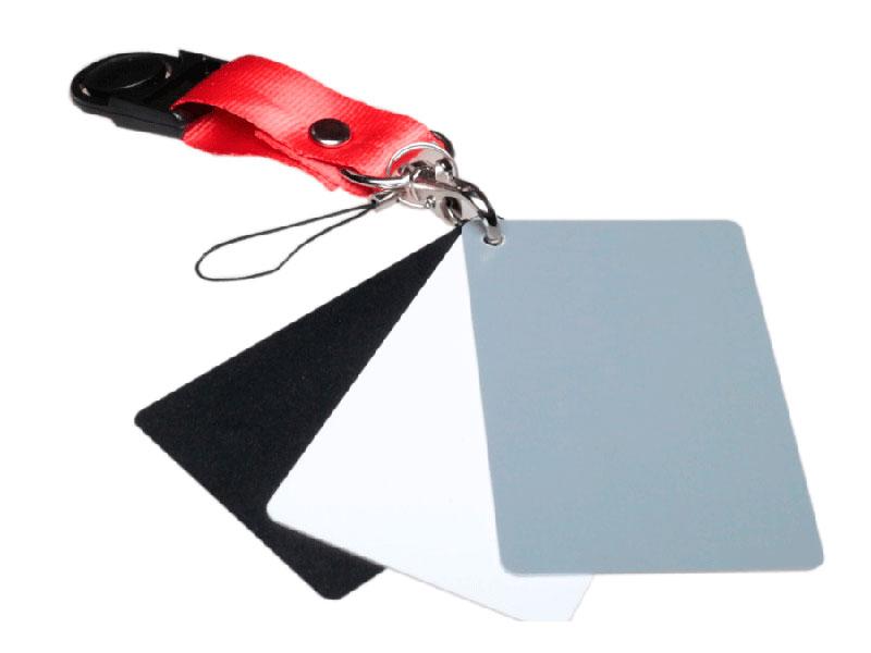 Набор карт для баланса белого Fujimi DGC-1 Digital Gray Cards 997