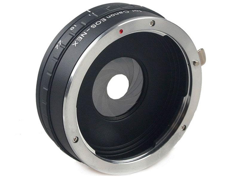 Кольцо Fujimi EOS-NEX FJAR-EOSNEXAP c диафрагмой для Sony NEX 720