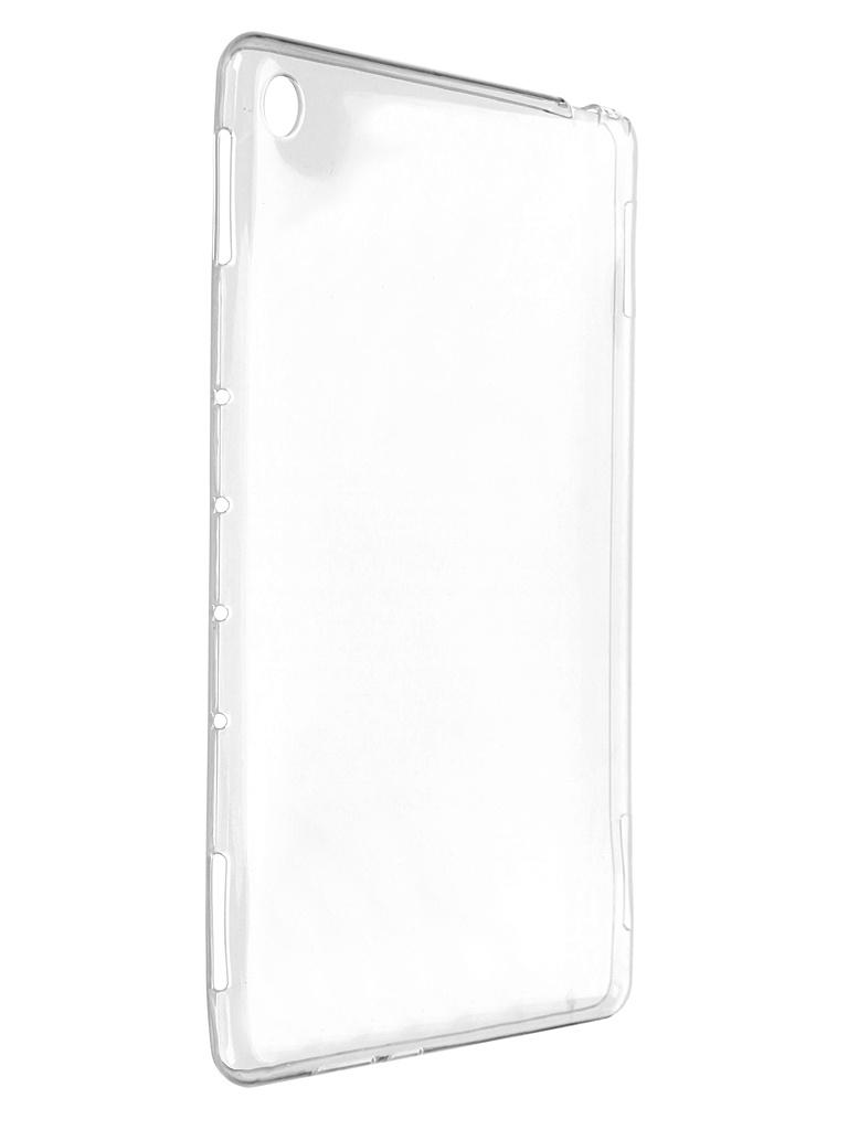 Чехол Activ для Huawei MediaPad M5 Lite 10.0-inch Ultra Slim Transparent 93040