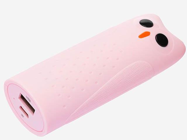 Внешний аккумулятор Hoco Power Bank KJ1 2500mAh Pink 102175
