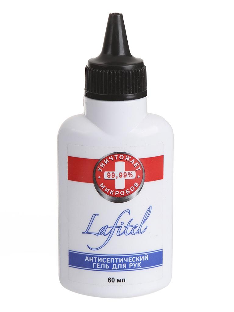 Антисептический гель Lafitel 60 (в жесткой упаковке)