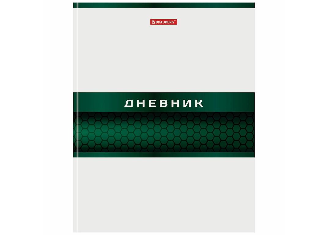 Дневник школьный для 5-11 класса Brauberg Металлик 48 листов 105601