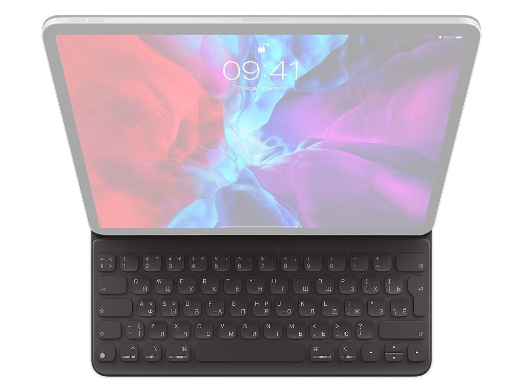 Чехол-клавиатура для APPLE iPad Pro 12.9 (2020) Smart Keyboard Folio MXNL2RS/A