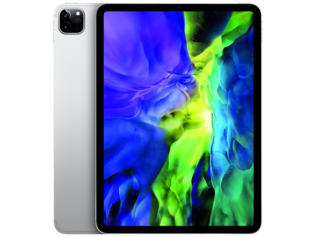 Планшет APPLE iPad Pro 11 (2020) Wi-Fi 128Gb Silver MY252RU/A