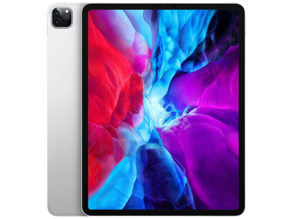 Планшет APPLE iPad Pro 12.9 (2020) Wi-Fi + Cellular 256Gb Silver MXF62RU/A