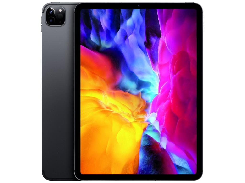 Планшет APPLE iPadPro 11 (2020) Wi-Fi + Cellular 256Gb Space Grey MXE42RU/A