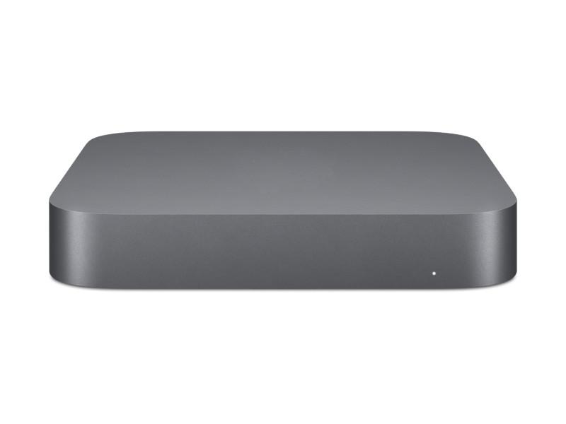 Настольный компьютер APPLE Mac Mini (2020) MXNG2RU/A Space Grey (IntelCorei5 3.0 GHz/8192Mb/512Gb SSD/Intel UHD Graphics 630/Wi-Fi/Bluetooth/macOS) компьютер