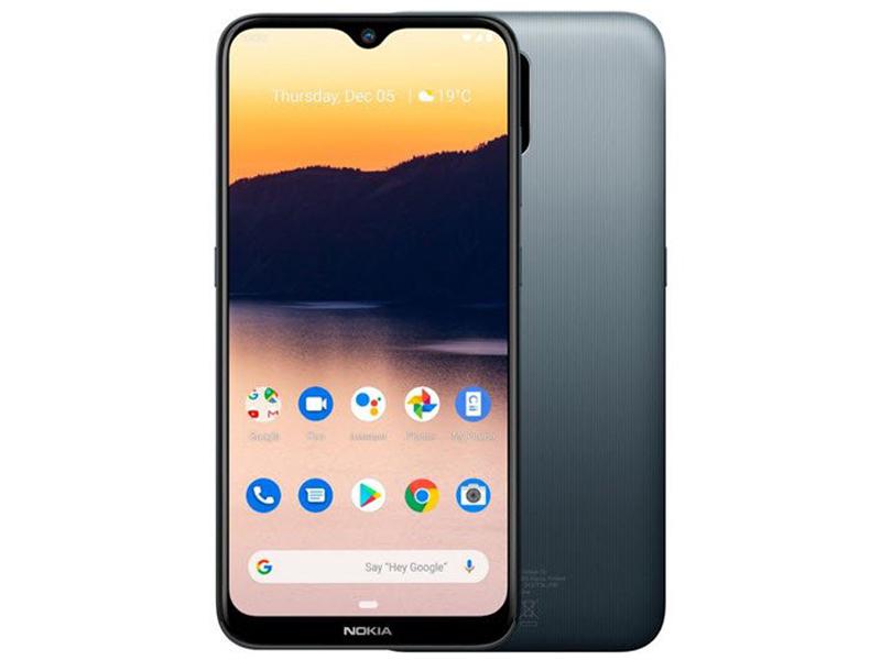 Сотовый телефон Nokia 2.3 (TA-1206) 32Gb Charcoal Выгодный набор + серт. 200Р!!!