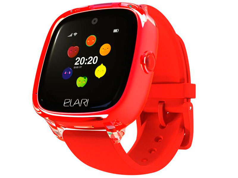 Elari KidPhone 4 Fresh Red