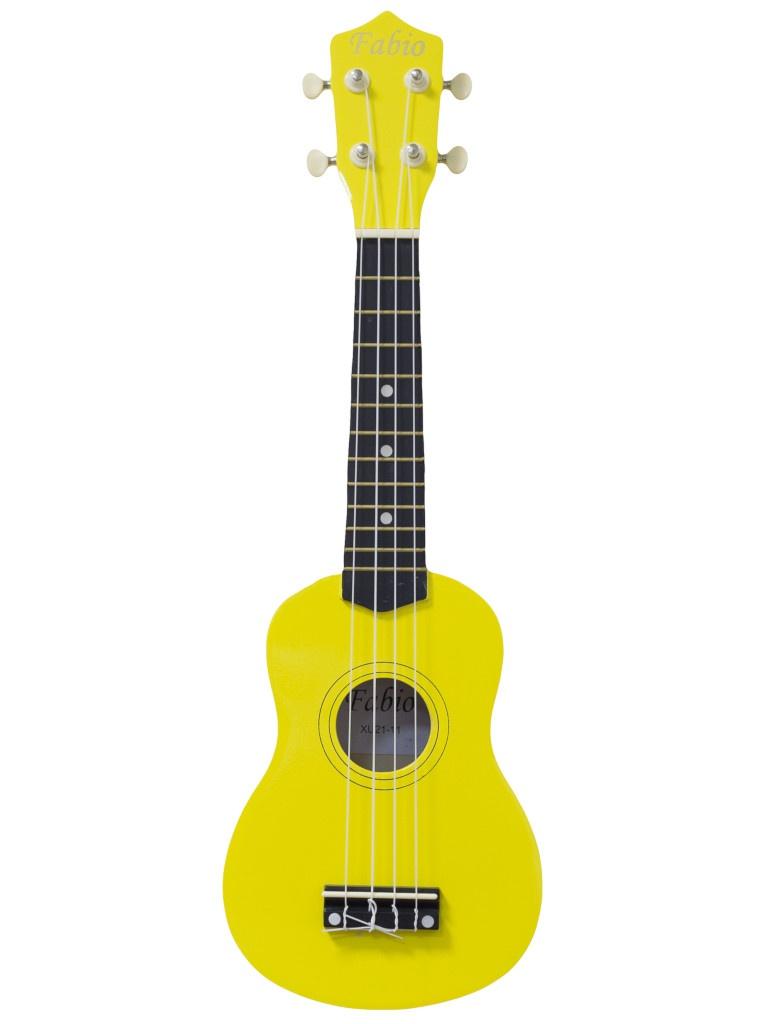 Укулеле Belucci XU21-11 Yellow