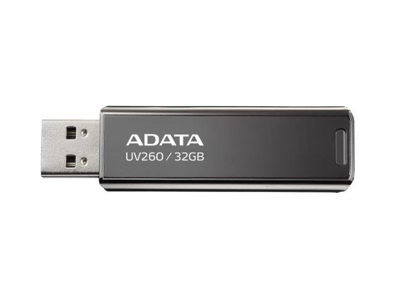 USB Flash Drive 32Gb - A-Data UV260 Black AUV260-32G-RBK