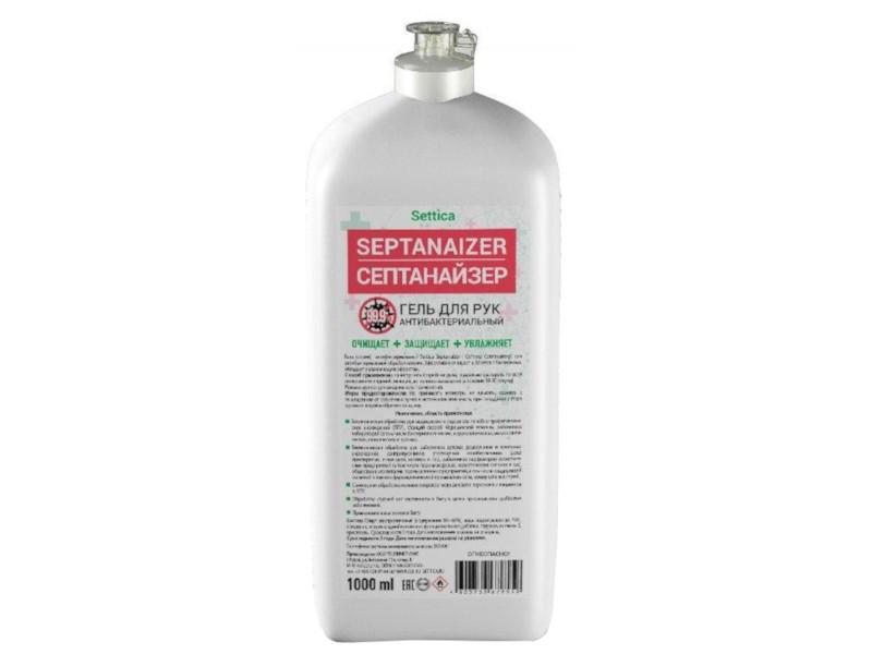 Антисептический гель Settica 1L (спиртовой) SETTICA1000