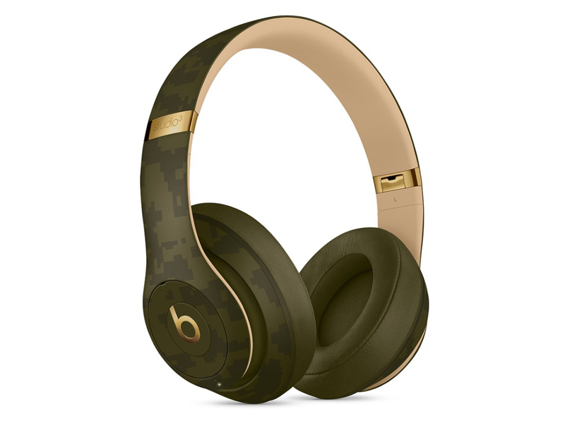 Наушники Beats Studio3 Camo Collection Forest Green MWUH2EE/A