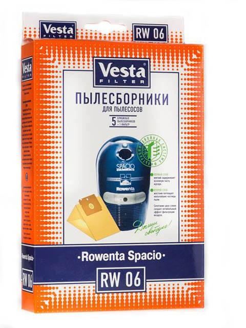 Мешки для пылесосов Vesta Filter RW 06