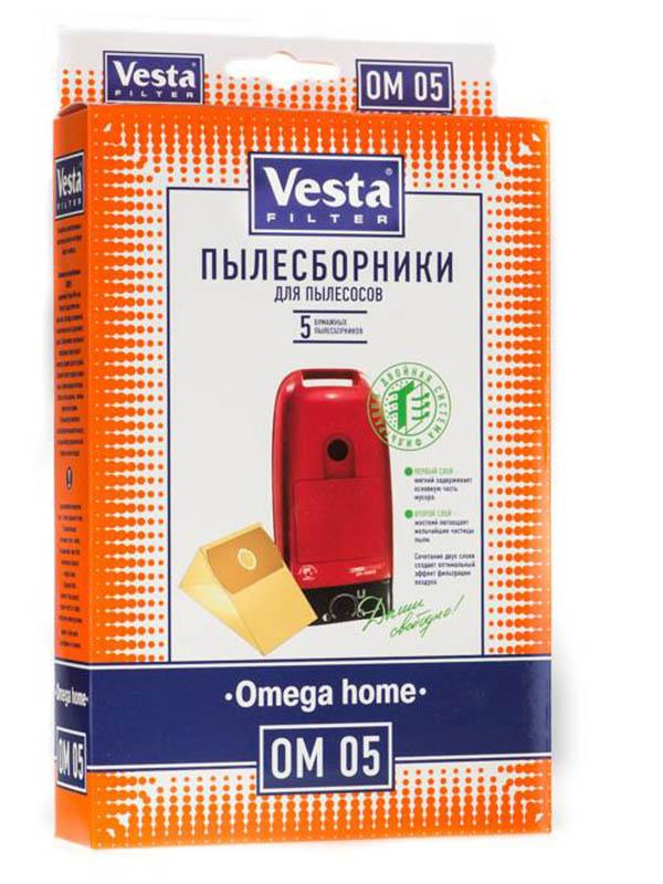 Мешки для пылесосов Vesta Filter OM 05