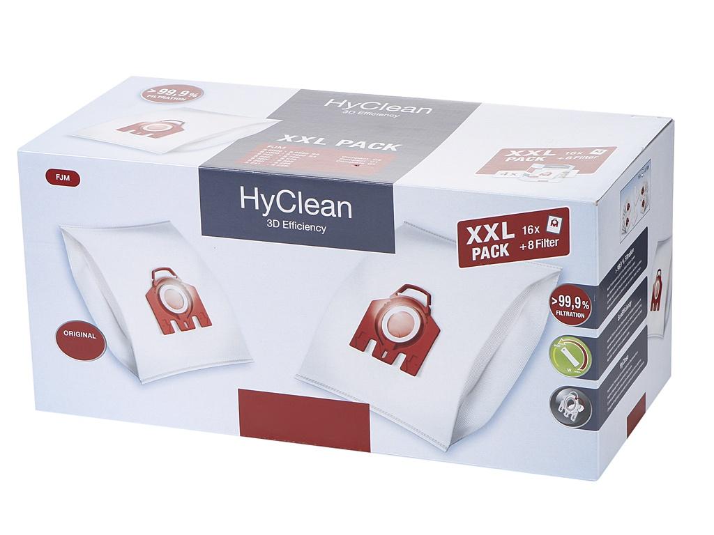Мешки для пылесосов Miele FJM XXL-Pack HyClean 3D