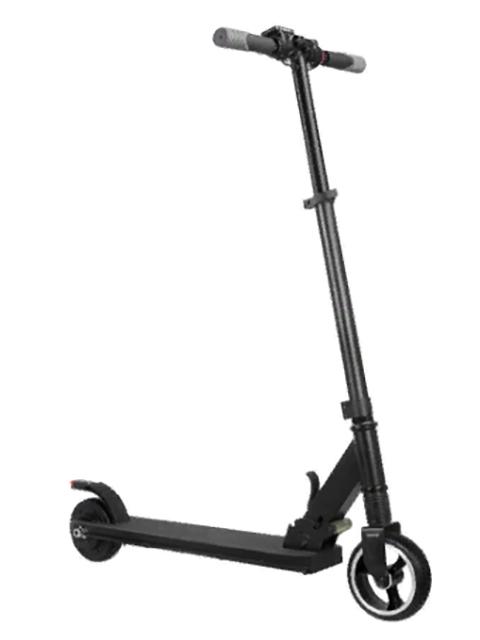 Электросамокат IconBIT Kick Scooter E70 4000mAh Black ik-2002k