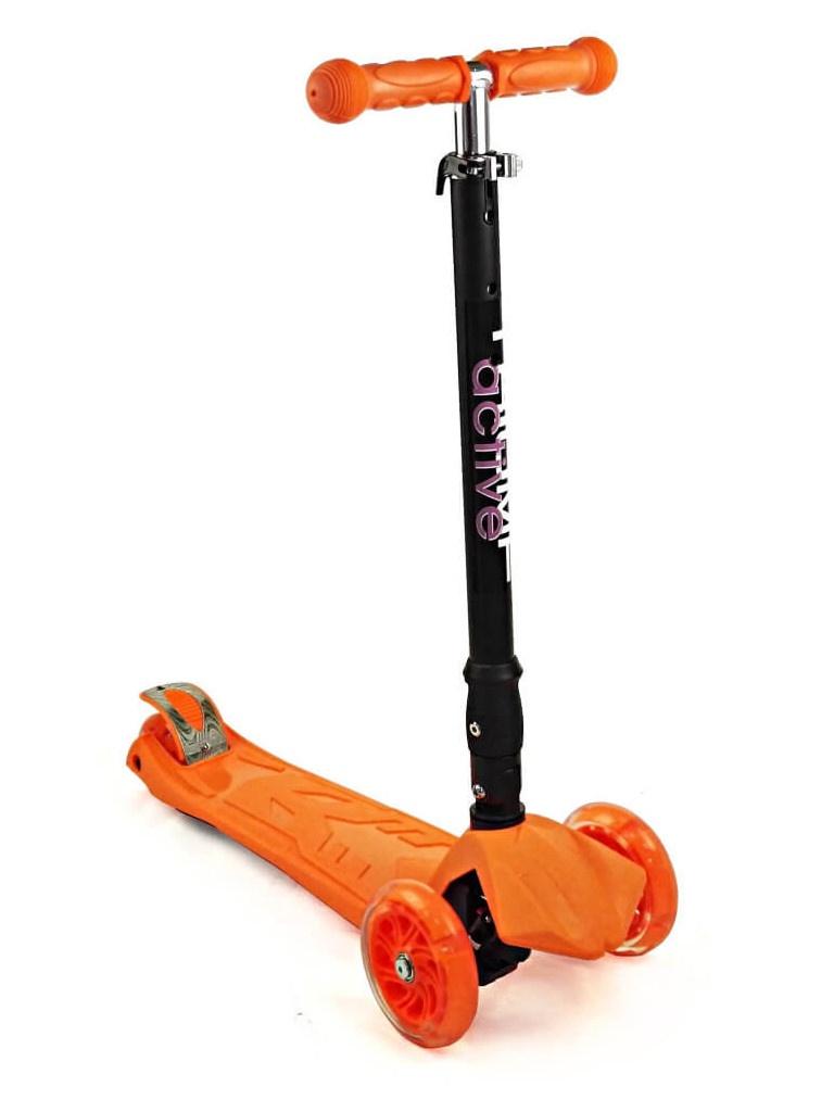 Самокат Triumf Active SKL-07CL Orange самокат 2 х колесный triumf active skl 03a фиолетовый