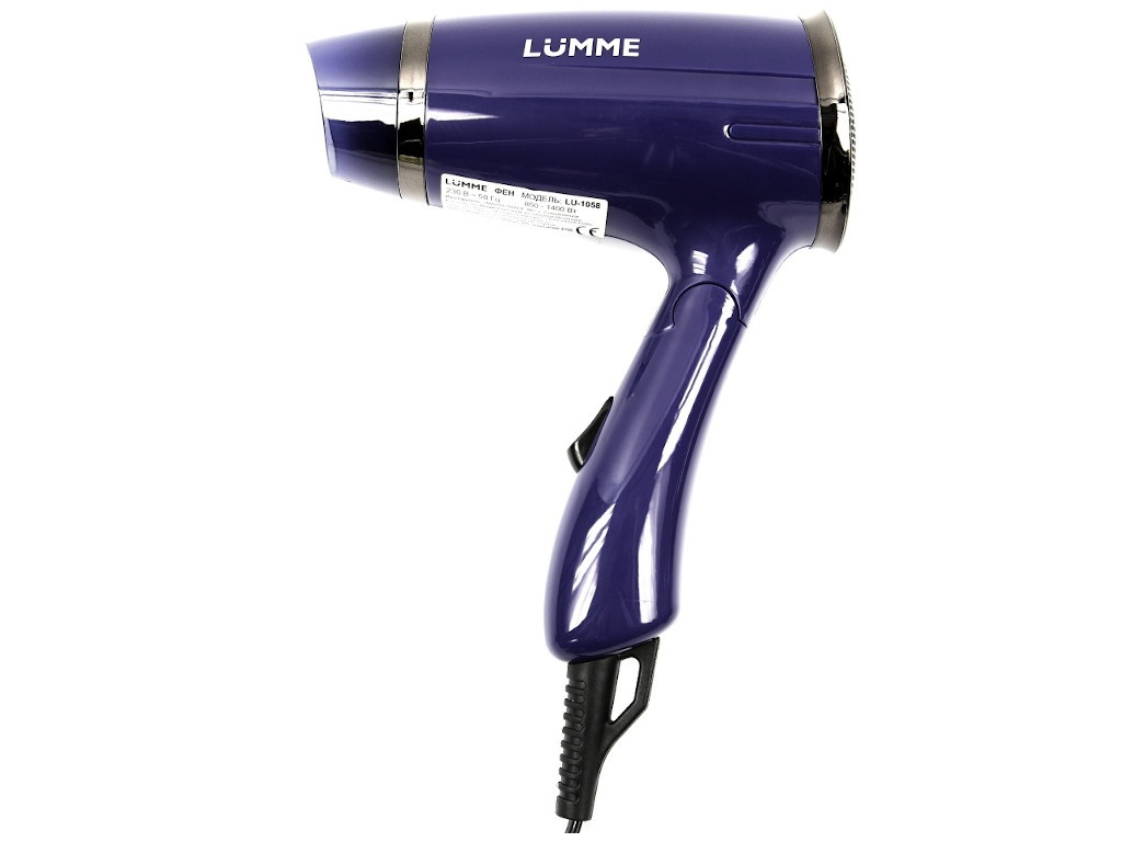 Фен LUMME LU-1058 Dark Topaz