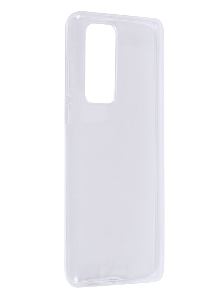 Чехол Zibelino для Huawei P40 Ultra Thin Case Transparent ZUTC-HUA-P40-WHT
