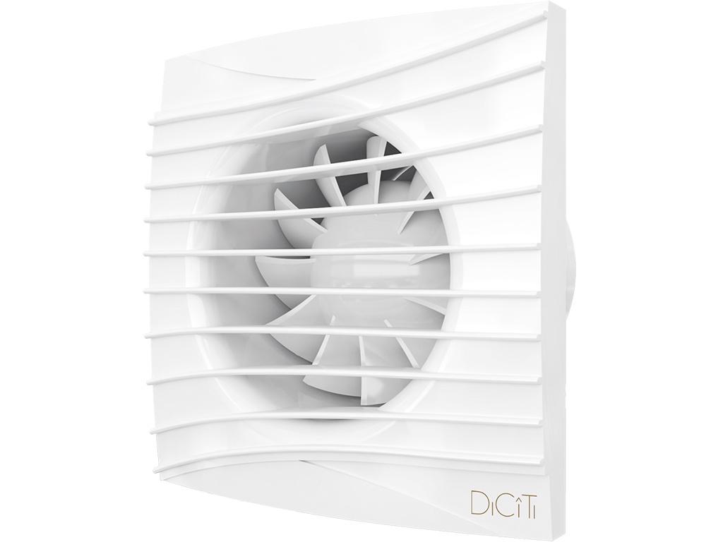 Вытяжной вентилятор DiCiTi Silent 4C Turbo