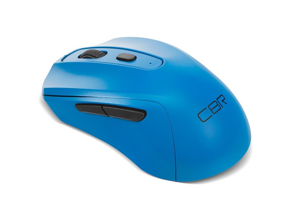 Мышь CBR CM 522 Blue
