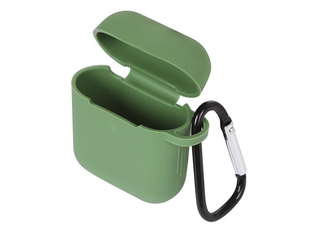 Чехол Eva для APPLE AirPods 1/2 Green CBAP40G