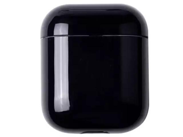 Чехол Eva для APPLE AirPods 1/2 Black CBAP24B