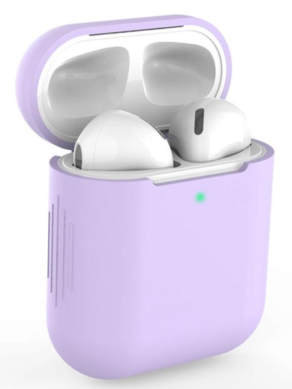 Чехол Eva для APPLE AirPods 1/2 Purple CBAP04PR