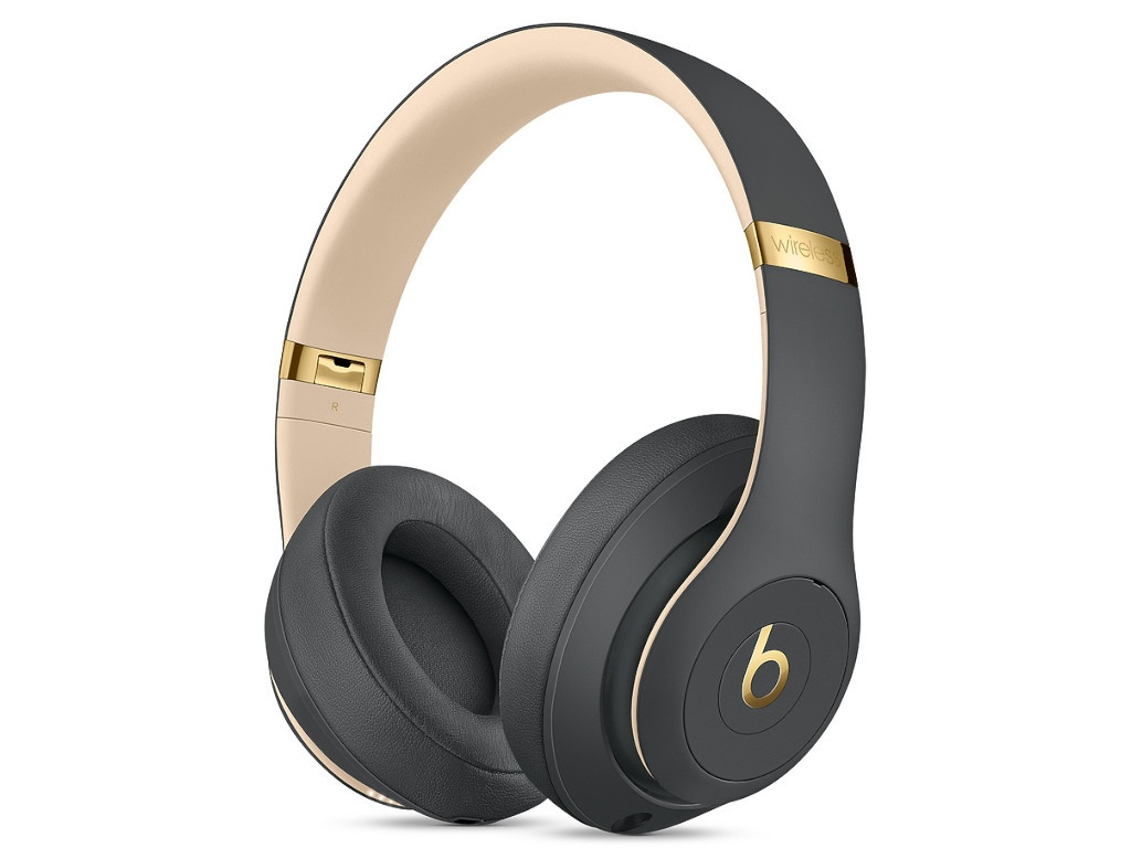Наушники Beats Studio3 Wireless Headphones The Skyline Collection Shadow Grey MXJ92EE/A