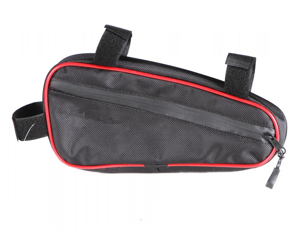 Велосумка Protect 30x14x5cm Black 555-552