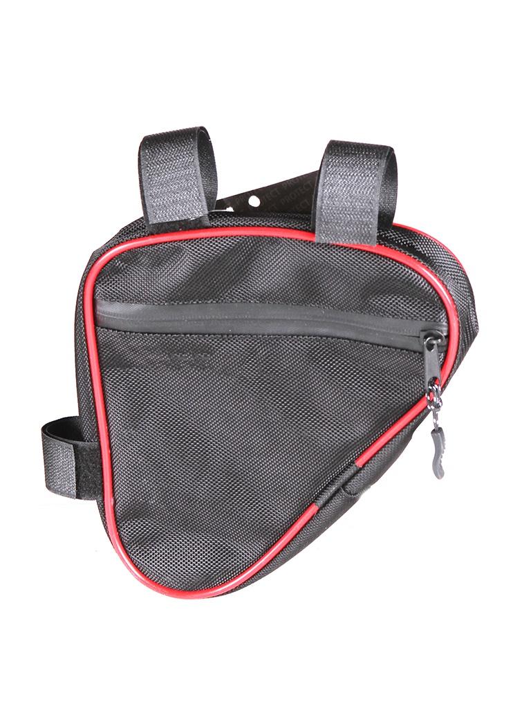 Велосумка Protect 19.5x20x5cm Black 555-548