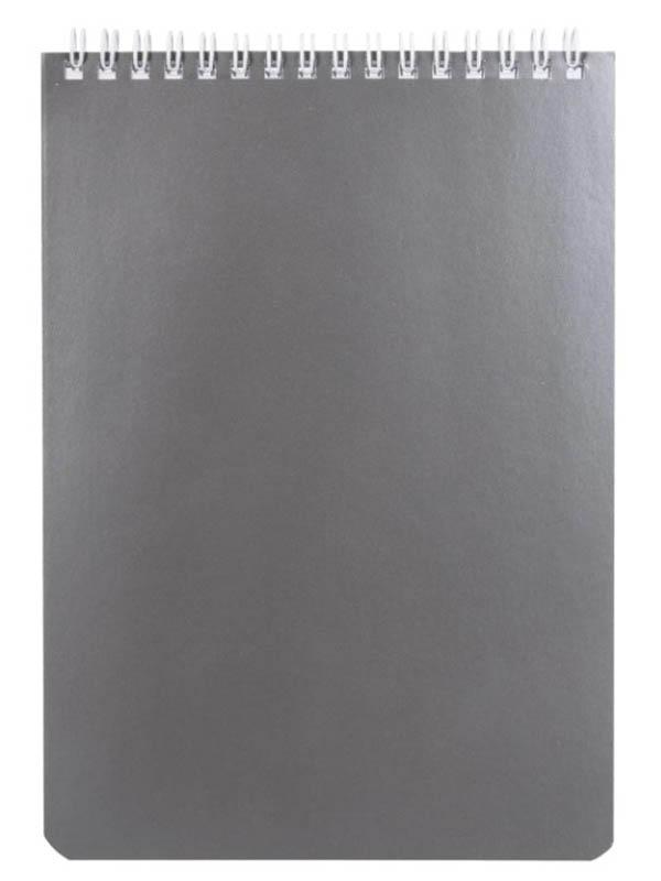 Блокнот Brauberg Серебро А5 60 листов 111273