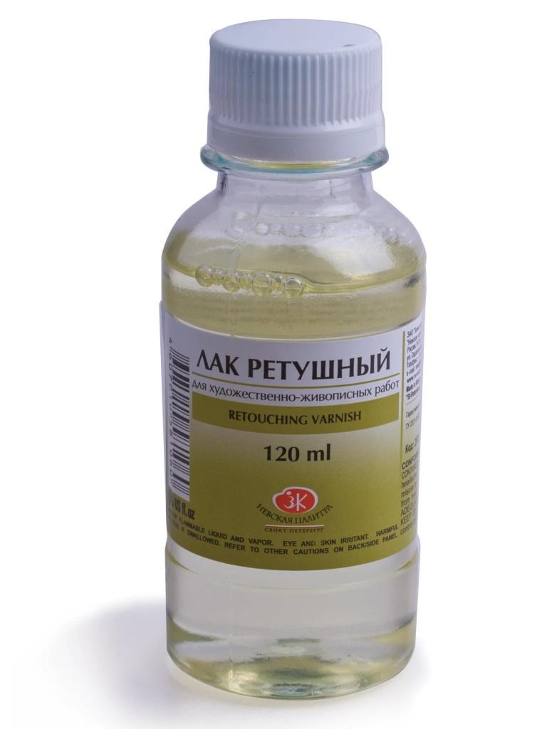 Лак ретушный Невская Палитра 120ml 2533911