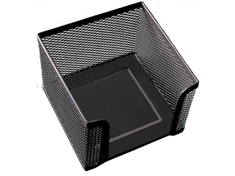 Подставка для бумажного блока Brauberg Germanium Black 231944