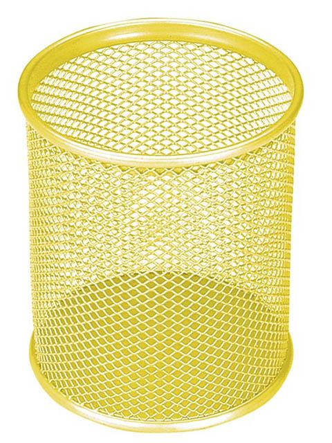 Подставка-органайзер Brauberg Germanium Yellow 231980