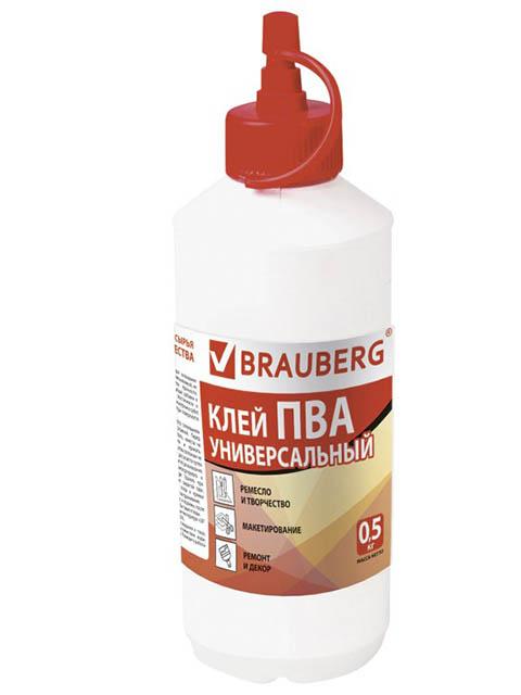 Клей Brauberg ПВА 500g 600982