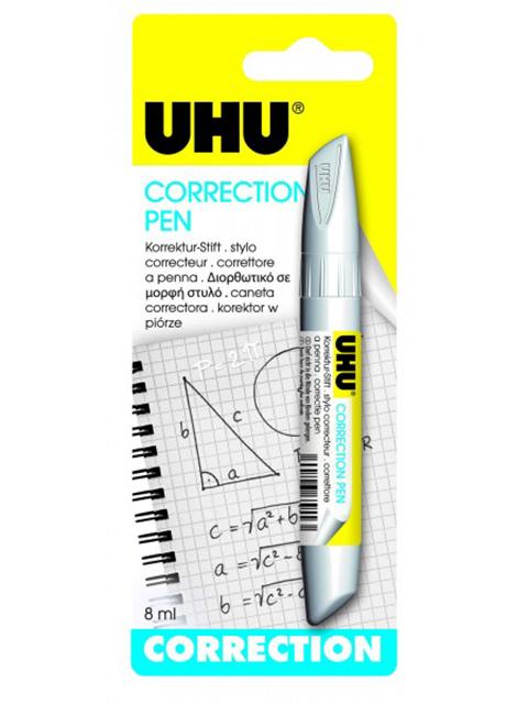 Ручка-корректор UHU 8ml 19