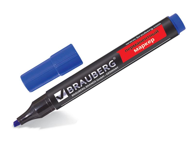 Маркер Brauberg Contract 1-5mm Blue 150470