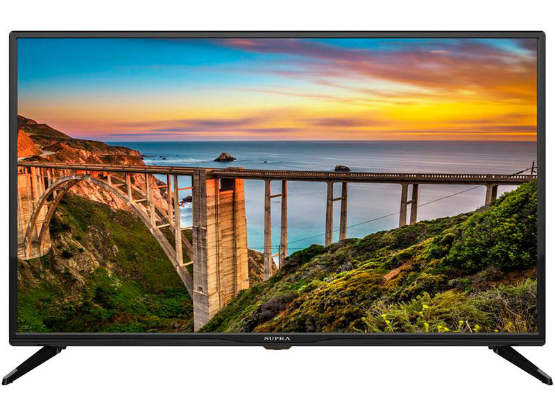 Телевизор SUPRA STV-LC32ST0085W 32 supra stv lc32st4000w 32
