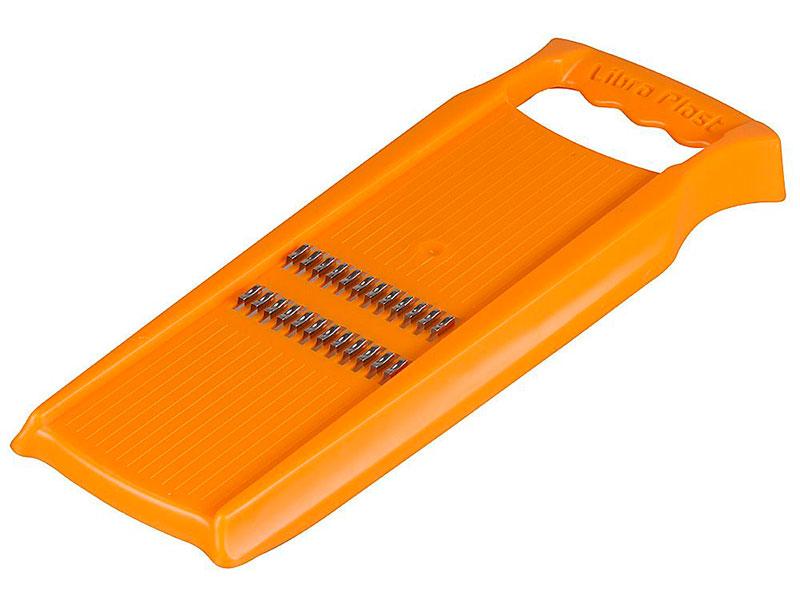 Тёрка для корейской моркови Заря Экстра новая 620-01