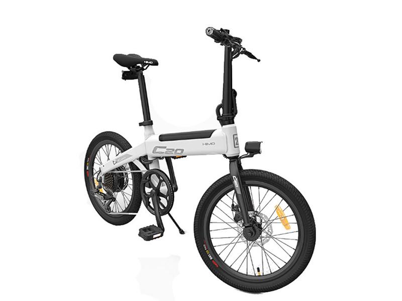 Электровелосипед Xiaomi Himo С20 Electric Power White Выгодный набор + серт. 200Р!!!