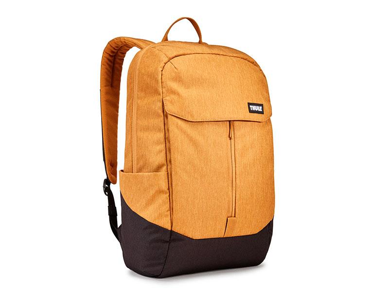 Рюкзак Thule Lithos 20L Orange-Black TLBP116WDT/BLK
