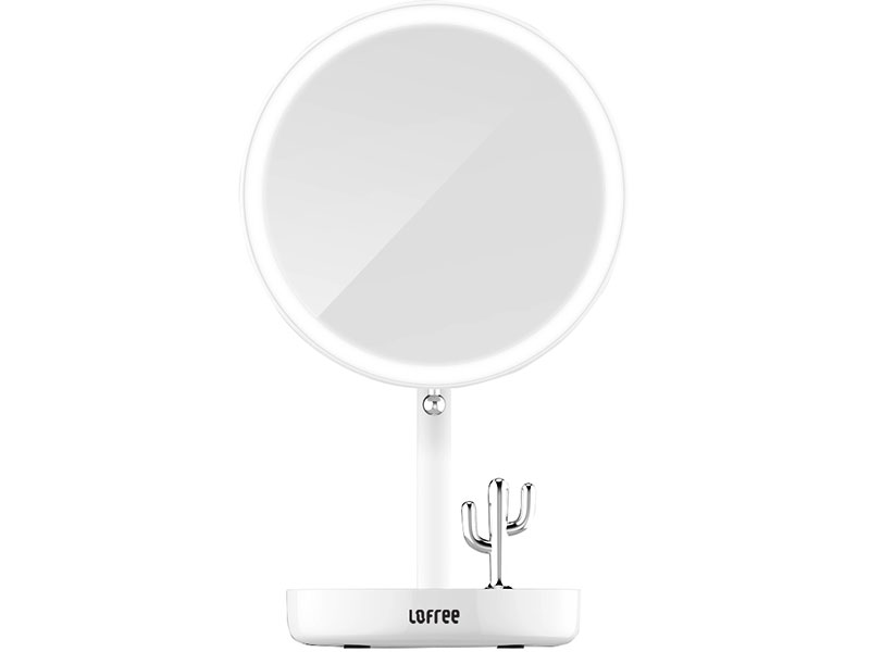Зеркало для макияжа Xiaomi Lofree Morning Light LED Beauty Mirror ME502