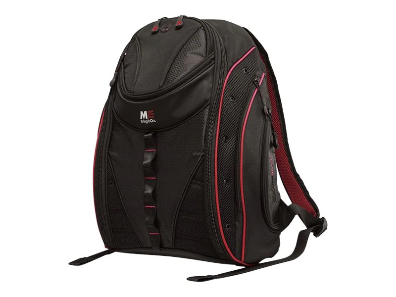 Рюкзак MobilEdge Express Backpack 2.0 Black-Red Trim MEBPE72